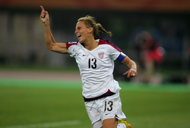 Kristine Lilly Comes to Far Post January 13th