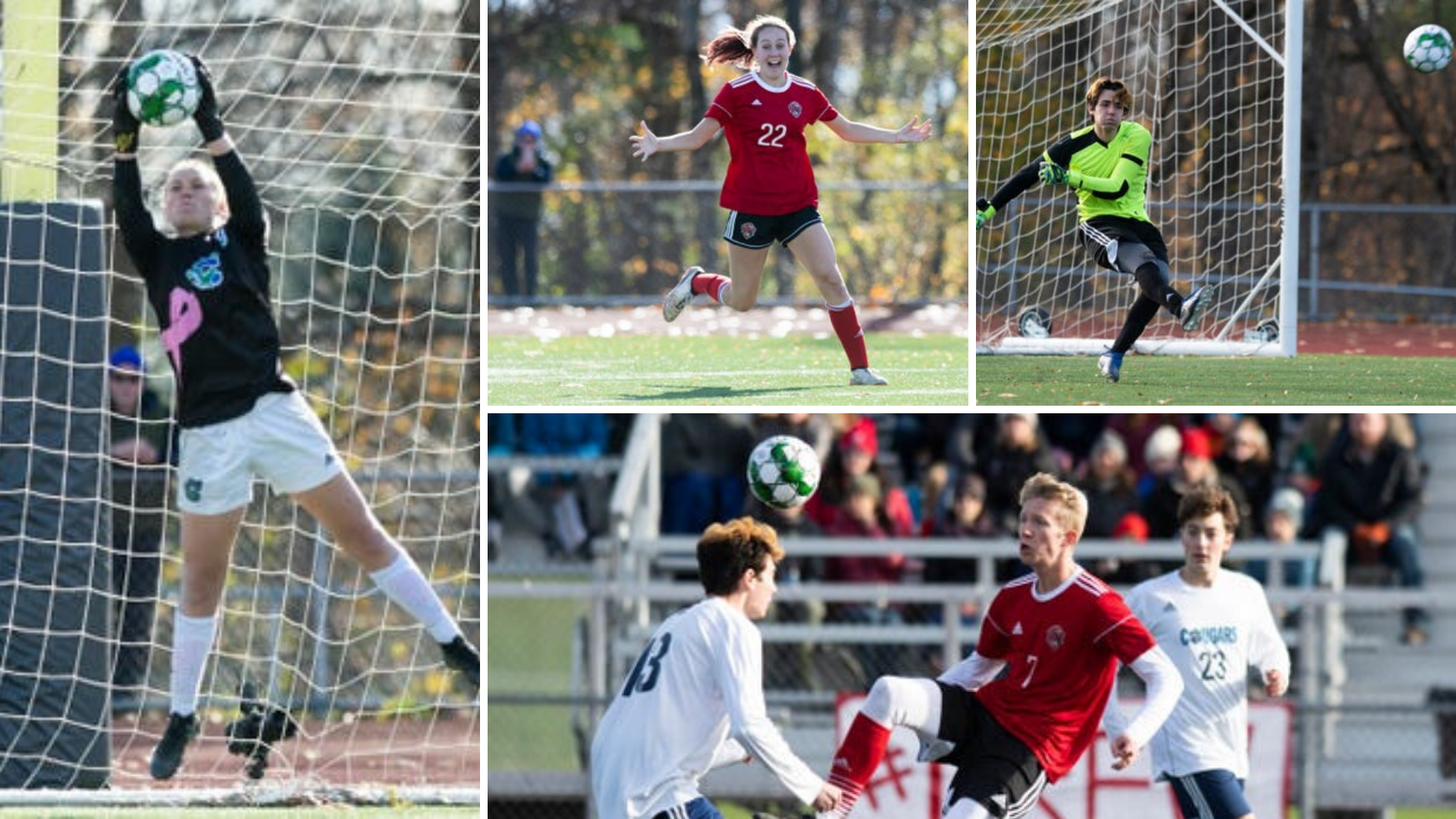 Far Post Represents in VT High School Soccer Coaches' All-State