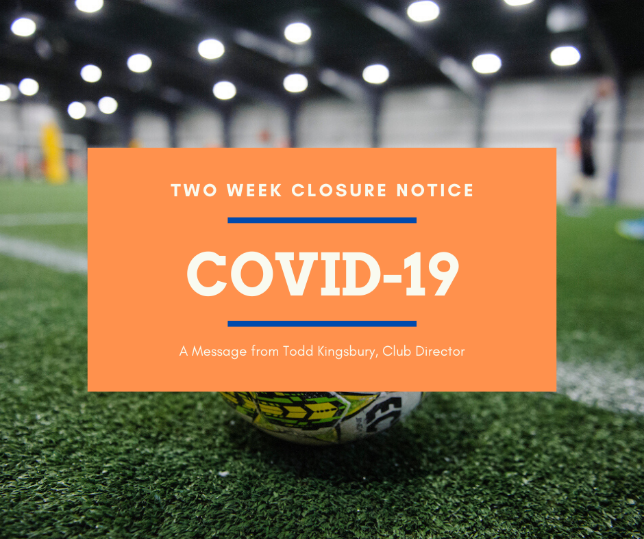 Important Covid-19 Message - UPDATED